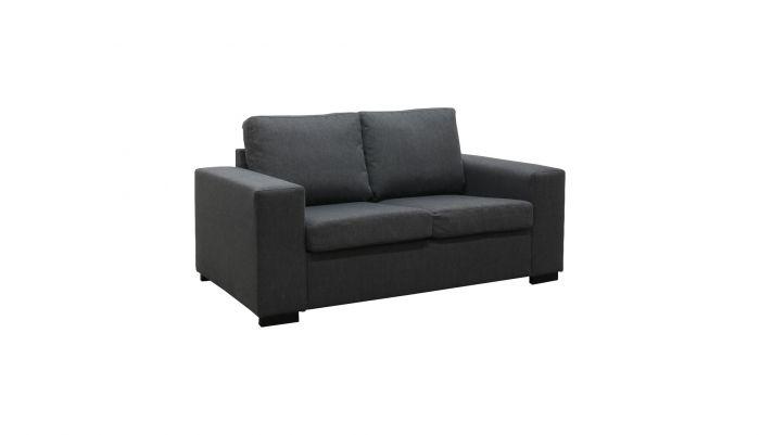 Søvik 2-seter sofa - antrasitt