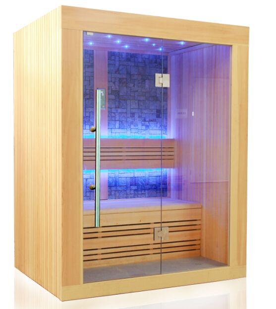 Skjærgård 2 traditionel sauna - 2 personer