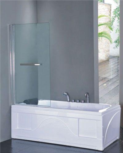 Brusevæg for badekar 601-PF1