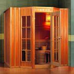 Gulliver traditionel sauna, 5-6 personer