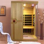 Vasa 2 sauna højre - 3 personer