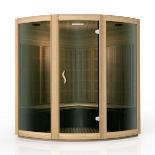 Royal sauna lys - 4 personer