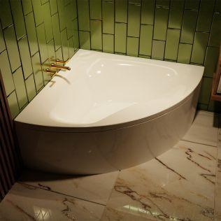 Waterlux Gaja hjørnebadekar 150x150