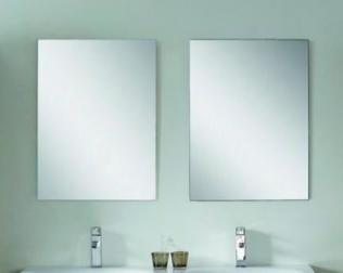 Mona Lisa spejl 60x80, 2 stk